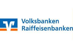 Logo der Volksbanken Raiffeisenbanken