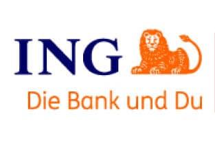 Logo der ING DIBA