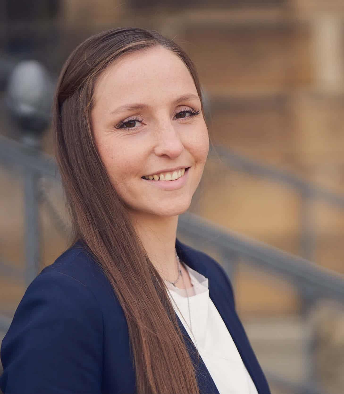 Finanzberaterin Heide Meyer