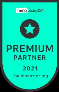 Siegel Immobilienscout 24 Premium Partner 2021